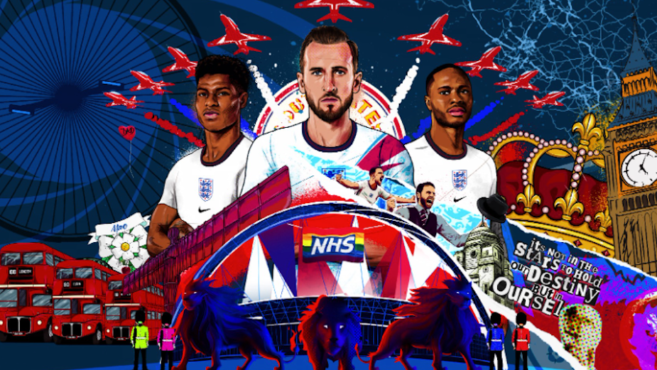 Chief Unites Cities of Europe in 'Street Art' Titles for BBC Euros 2020 Coverage