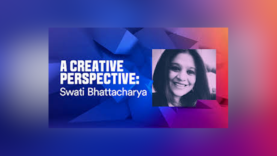 FCB Ulka's Swati Bhattacharya Features on The One Club's 'A Creative Perspective' Series