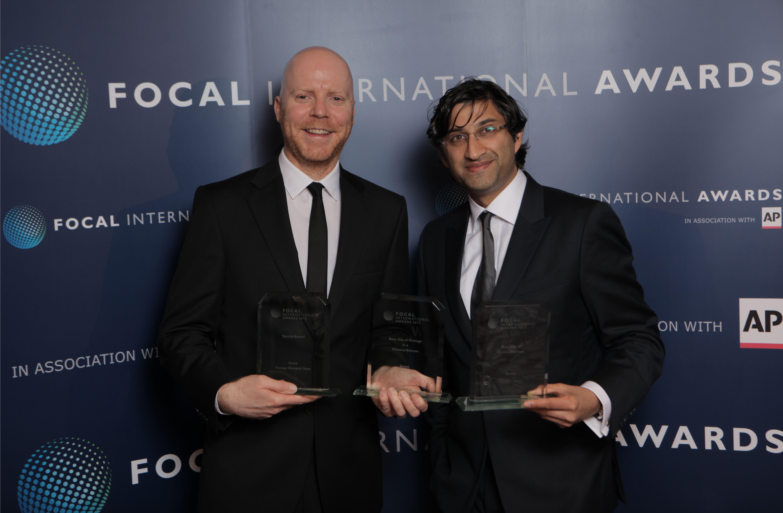 Winners of Focal International Awards 2012 Announced