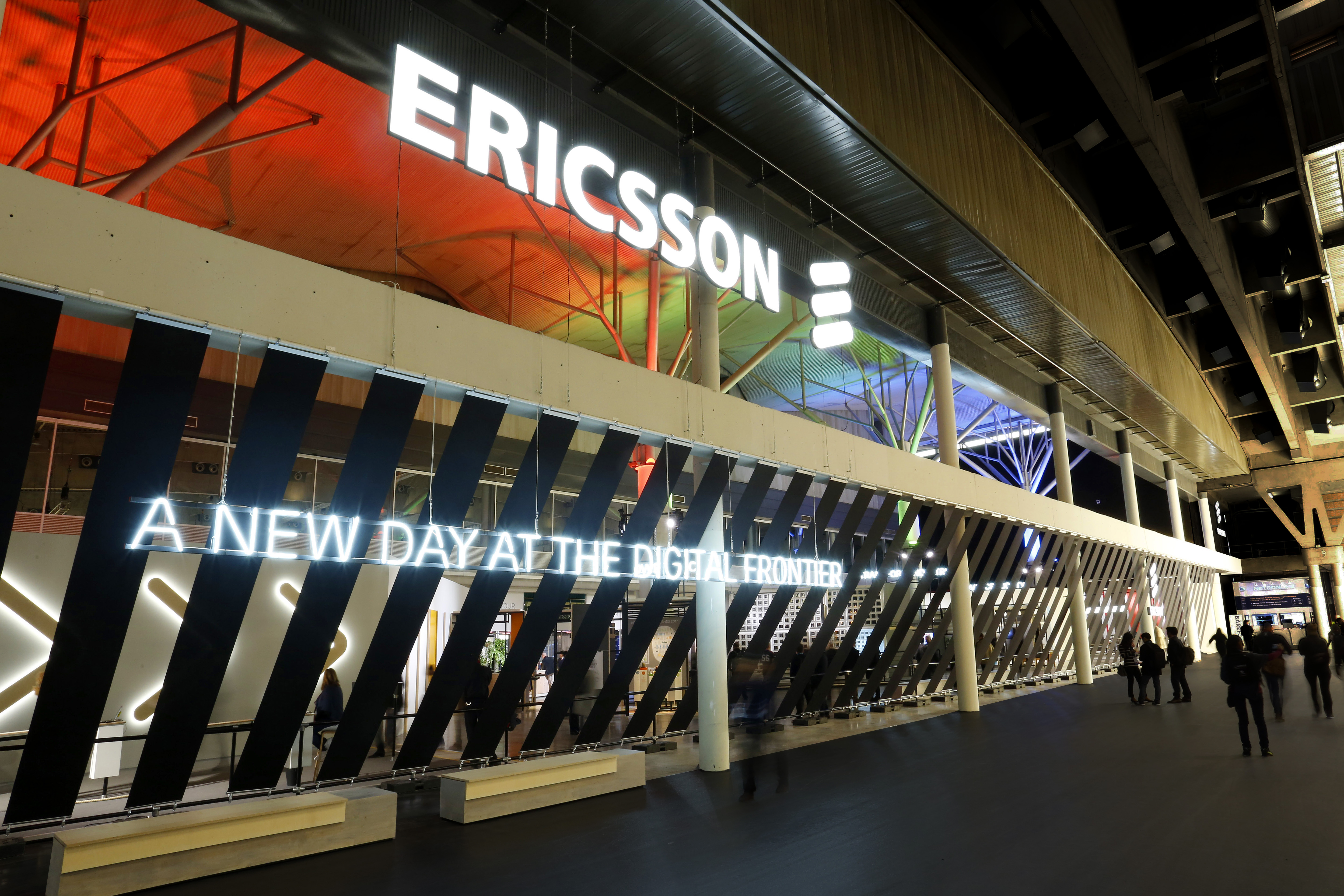 Ericsson's MWC Experience Brings Pioneering Work at the Digital Frontier to Life