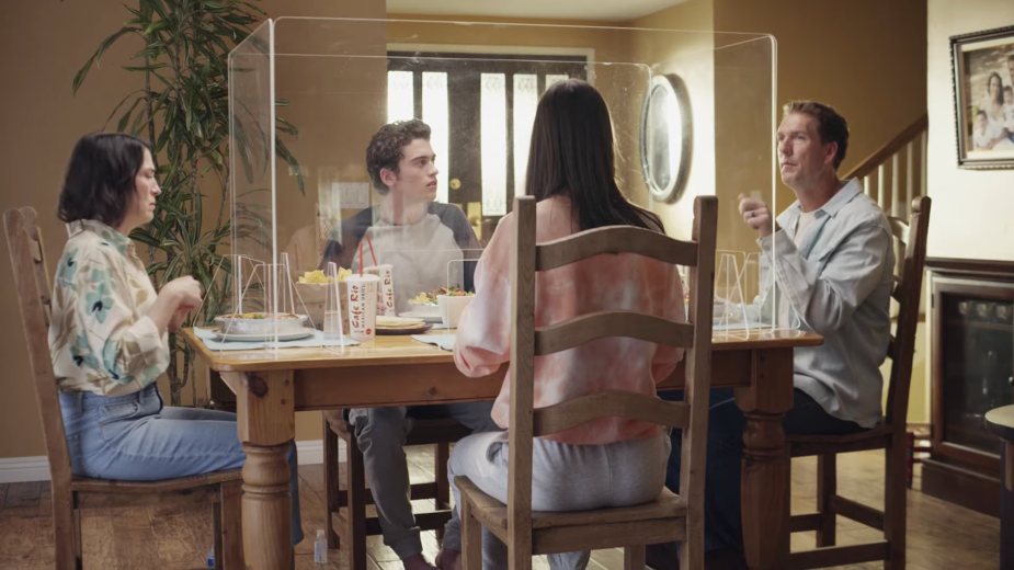 Carne Asada Breaks the Quarantine Funk In Funworks' Campaign For Cafe Rio Mexican Grill