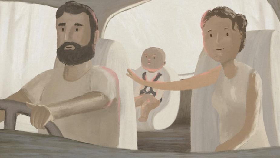 FINCH's Kyra Bartley Crafts Powerful Animated Film 'Heartbeat' for Save Our Sons
