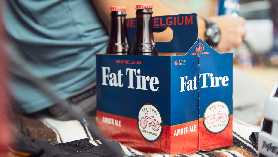 Fat Tire Amber Ale Goes Carbon Neutral with Drink Sustainability Initiative