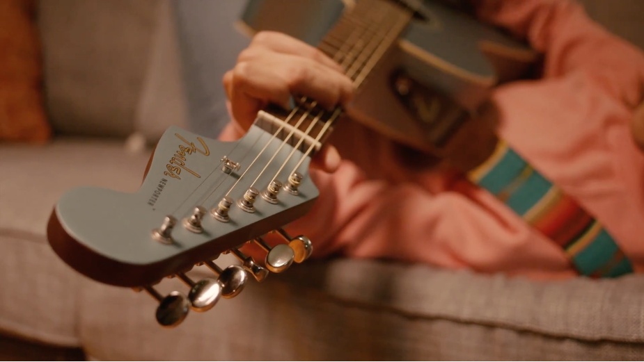 Fender Brings Strings to the Right Fingers with FindYourFender Interactive Guide