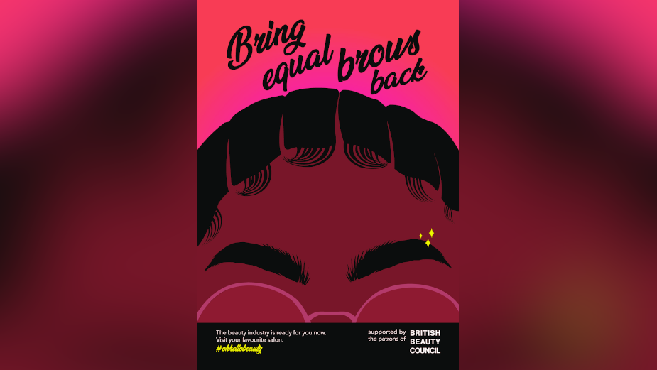 British Beauty Council Campaign Invites People to Welcome Beauty Back into Their Lives