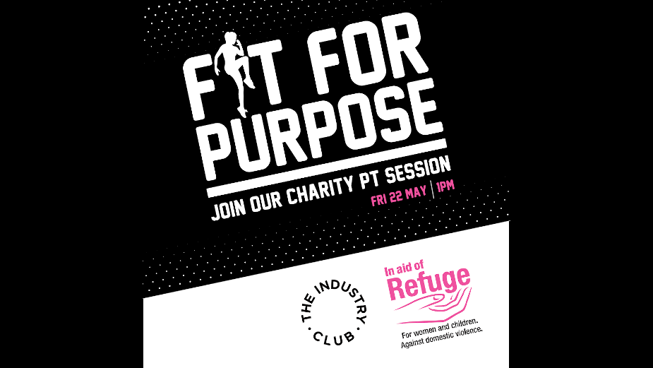 The Industry Club's 'Fit for Purpose' Workout Raises Cash for Refuge