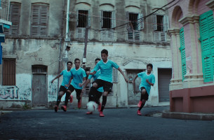 Adidas Unveils New Thought-Provoking Campaign for FIFA U-17 World Cup In India
