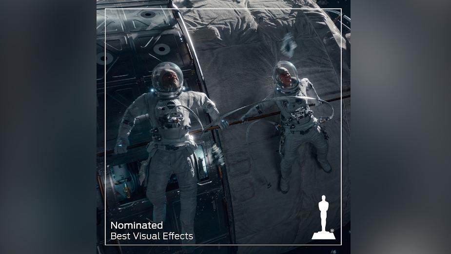 Framestore Receives Best Visual Effects Oscar Nomination