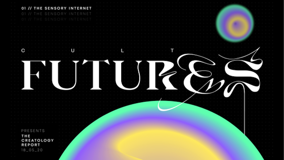 Cult Futures' White Paper Explains Why Brands Must Embrace the Sensory Internet