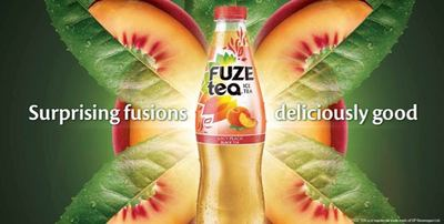 Fuze Tea Turns Up The Heat With New Summer Campaign