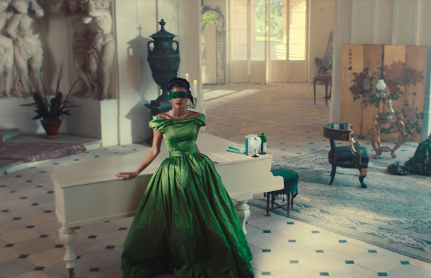 St Luke's Travels Through Time in Stylish Spot for Tanqueray