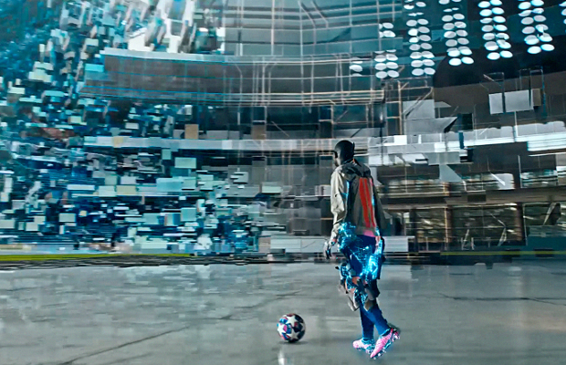 Real-World Football Skills Unlock In-Game Rewards with adidas GMR