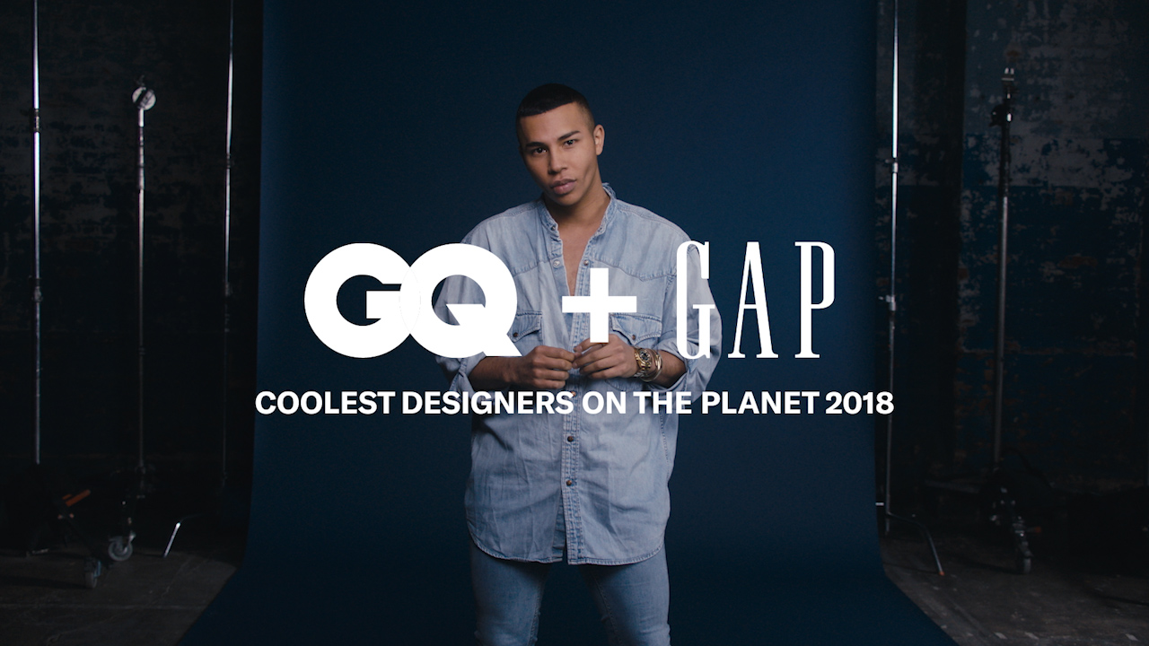 BRYGHT YOUNG THINGS Introduces the 'Coolest Designers on the Planet' for GQ + GAP