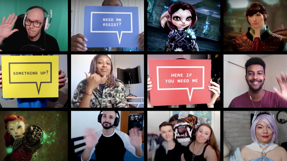'Seize the Awkward' and Guild Wars 2 Game to Get Young People to Check in on Friends' Mental Health