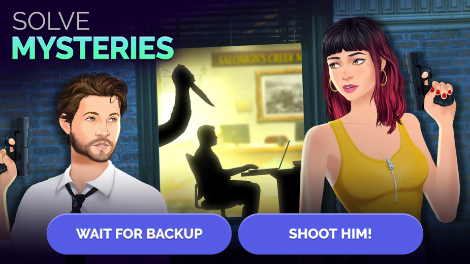 Gameloft Acquires Episode Mobile Storytelling Games Maker The Other Guys