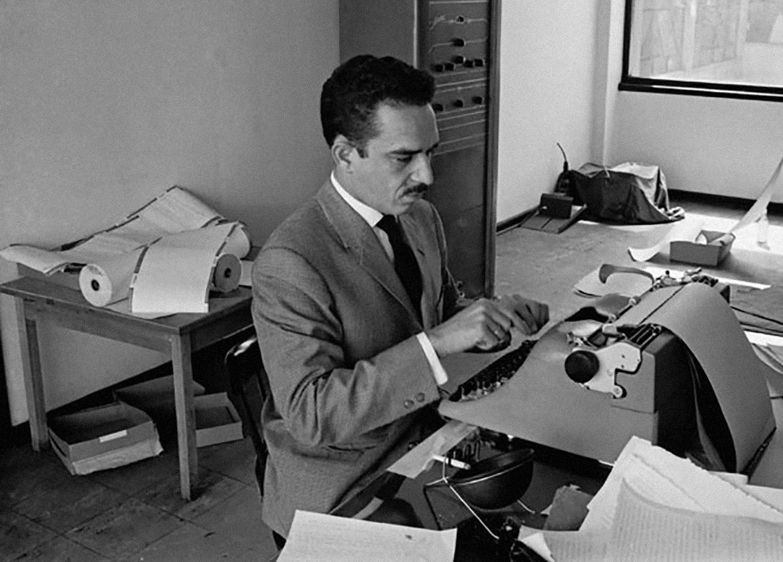 Copywriter Gabriel García Marquéz Departs From JWT