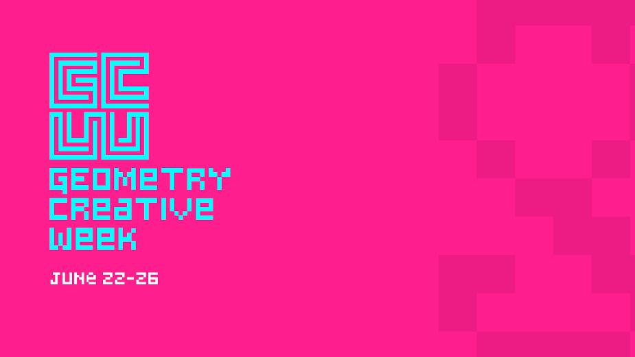 Geometry Launches Inaugural Creative Week