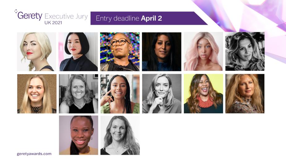 2021 Gerety Awards Announces April 2nd Entry Deadline