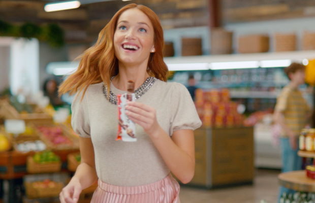 Kinder Bueno Indulges the Senses for First US Ad