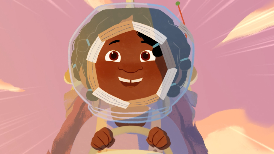 WaterAid's Touching Animation Tells an Out of This World Tale of Hope