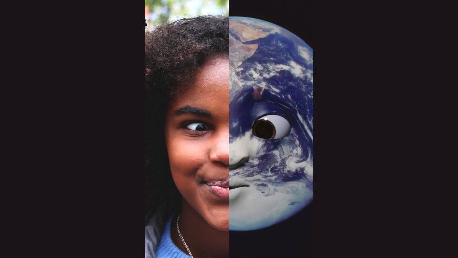 Kids Take Over Olafur Eliasson's Interactive Artwork Earth Speakr