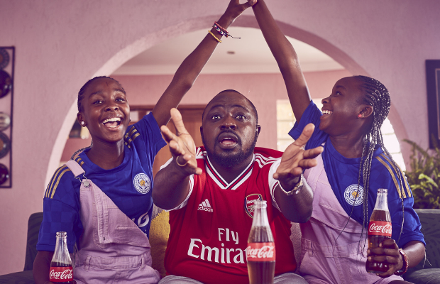 Coca-Cola Ups the Football Banter Level for English Premier League Sponsorship