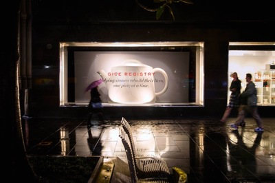 Myer and Salvation Army Launch The Give Registry with Clemenger BBDO Melbourne
