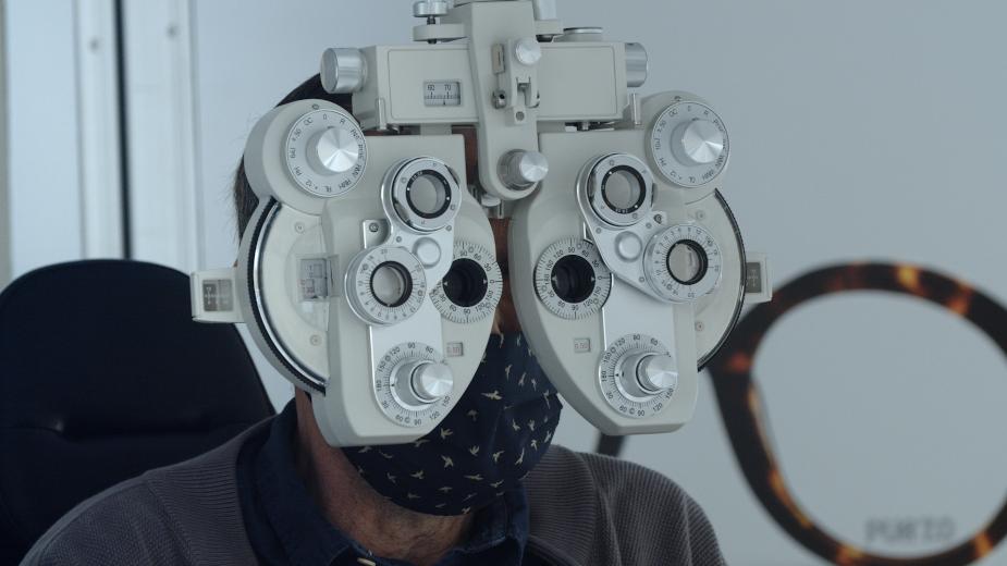 French Optician Droit de Regard's Spot Removes the Lense on Free Prescription Glasses
