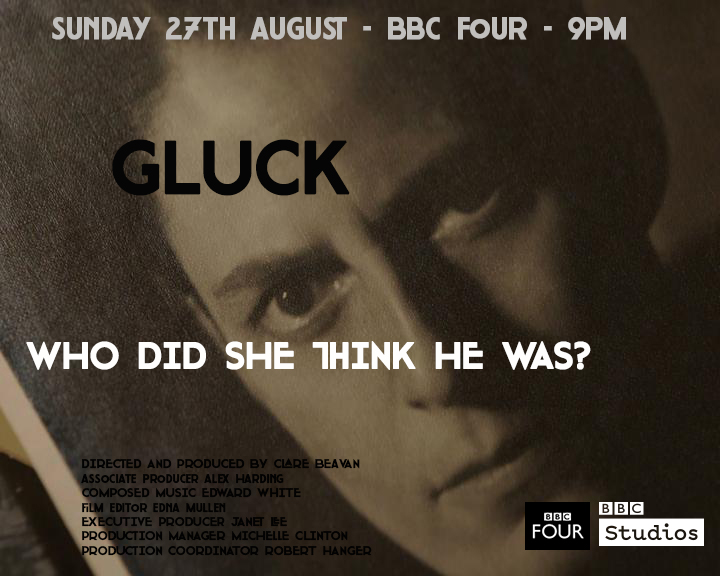 Manners McDade's Edward White Scores BBC Four Doc 'Gluck'
