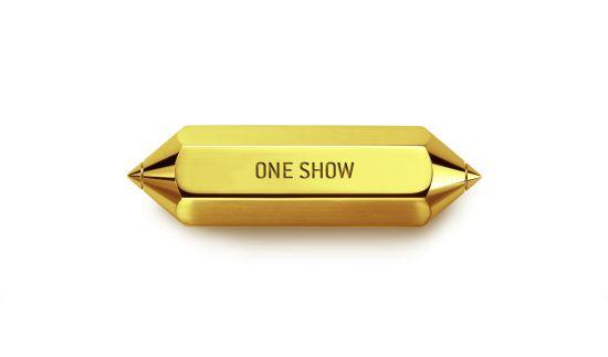 2012 One Show Design Announces Winners