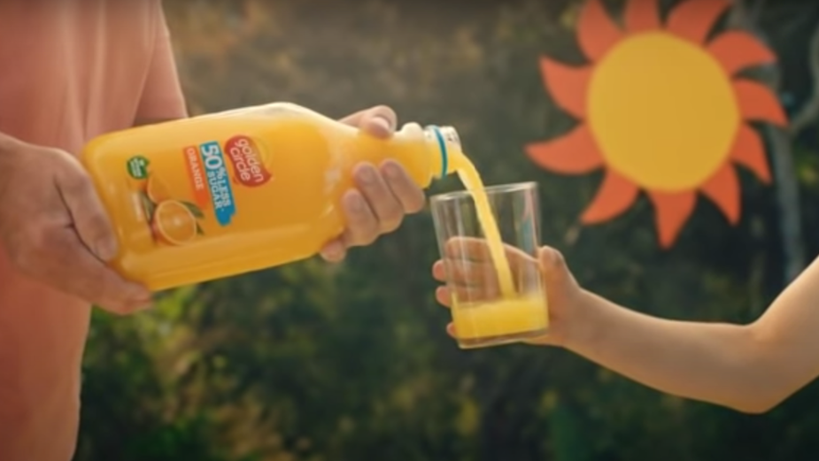 72andSunny and Kraft Heinz Unveil Juicy New Brand Platform for Golden Circle