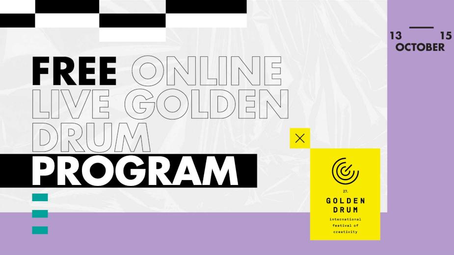 Golden Drum Festival Announces Online Live Program