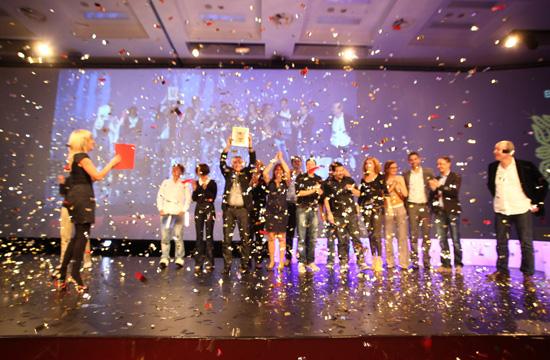 Leo Burnett 'Network of the Year' at Golden Drum
