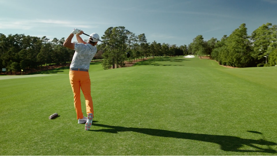 New Mercedes-Benz Campaign Stars Rickie Fowler in His Lead up to 2020 Masters