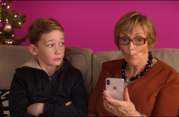 Three Ireland Encourages Festive Family Fun with New iPhone X-Powered 'GrAnimojis' Campaign