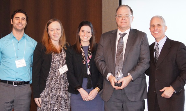 AIG and Partners & Simons Win Best in Show at Gramercy Financial Awards