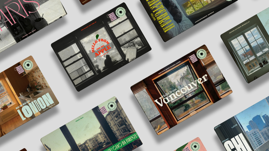 Greetings from Lockdown: A Vintage Postcard Series by Two FCB Creatives