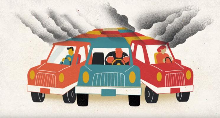Greta Thunberg Talks Accountability in TED Talk Animated Film