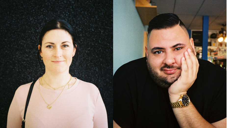Grey Welcomes Award Winning Creative Duo
