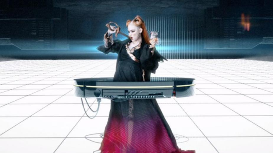 Brent Bonacorso Crafts a Virtual World for Grimes to Explore