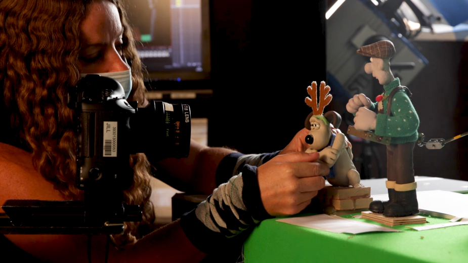 The Making of DFS' 'A Comfy Carol': Behind the Scenes with Aardman, Krow, and DFS