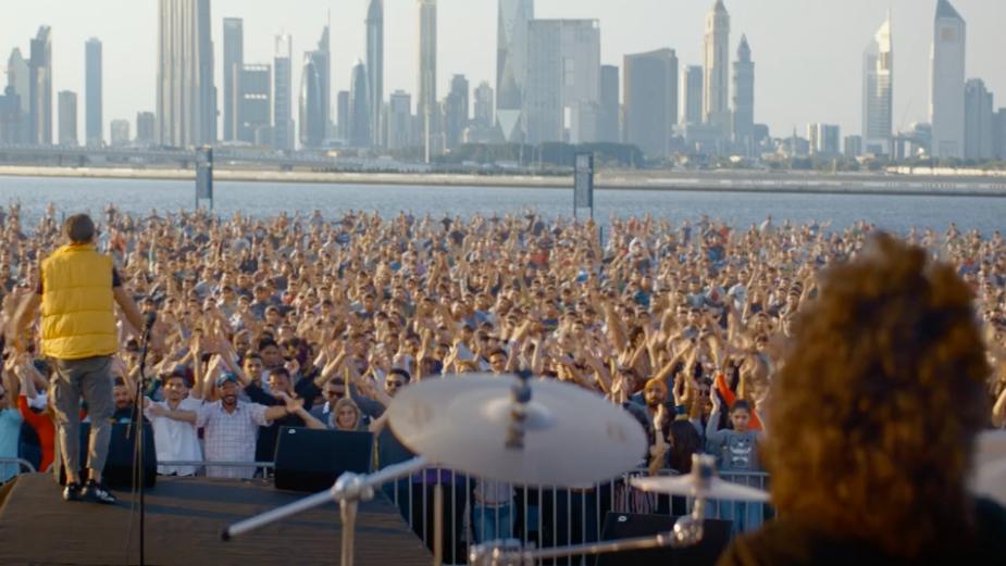 Big Kahuna Films and BBDO Abu Dhabi Launches Etisalat's Sonic Signature