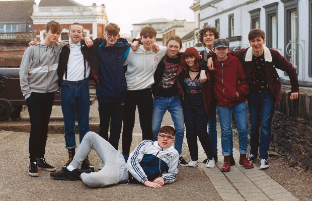Just So Director Scott Carthy Documents Young Derry Residents for The Face's 'Generation Peace'