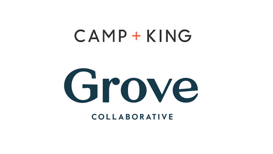 Grove Collaborative Appoints Camp + King as Agency of Record