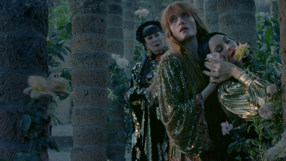 Floria Sigismondi Builds A Star Studded Garden of Dreams for Gucci Bloom