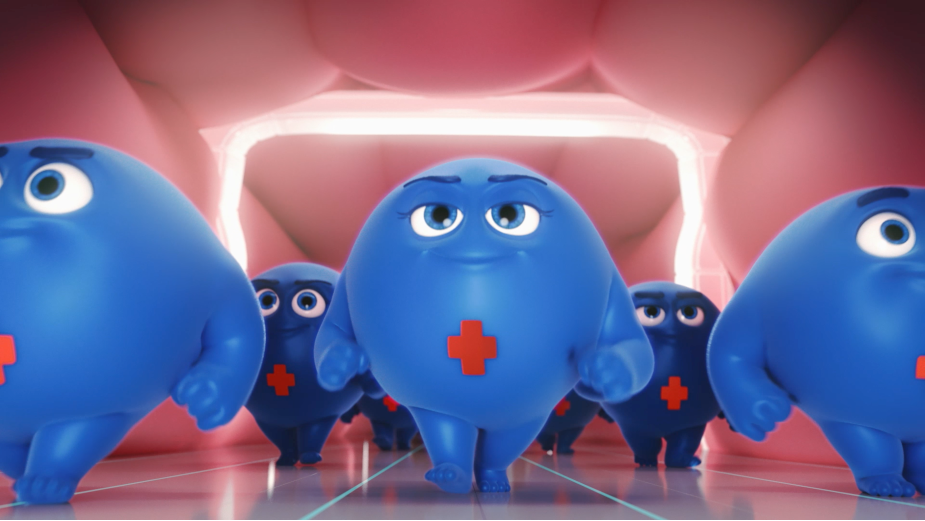 Inner Health's Iconic Blue Bugs Are Back in New Brand Platform via VMLY&R