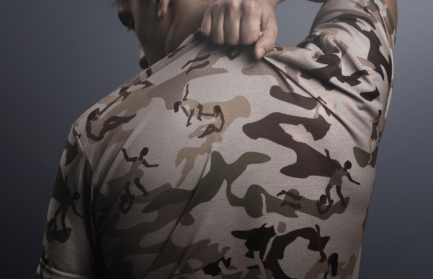 'Mental Fatigues' Apparel Line Illustrates Human Inclination to Hide Mental Health