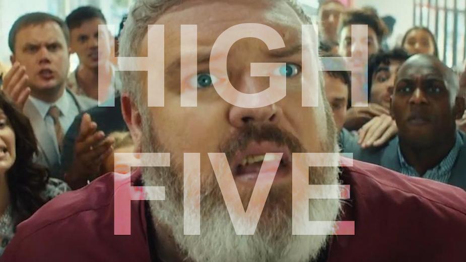 High Five: July 2017