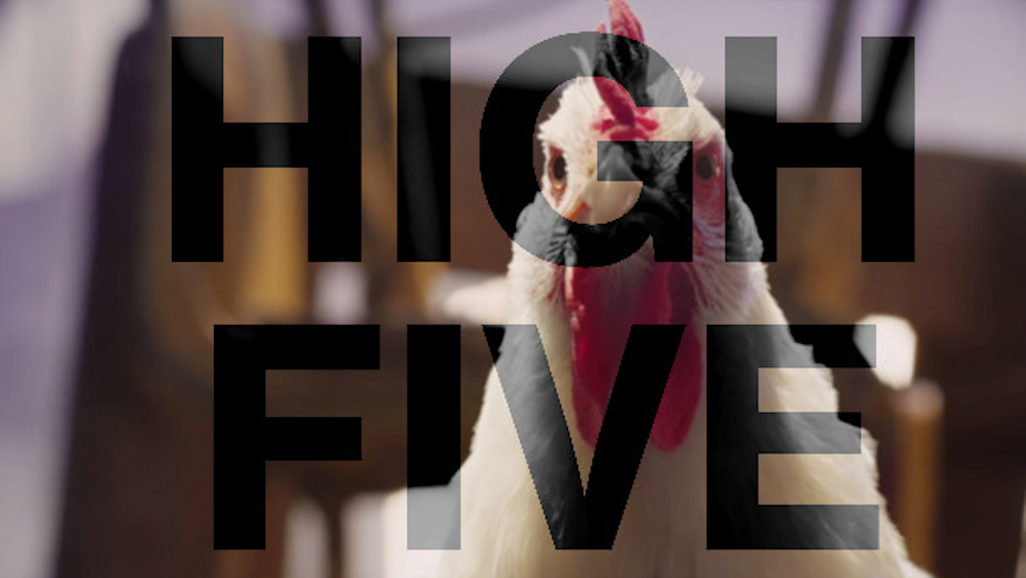 High Five: August 2017