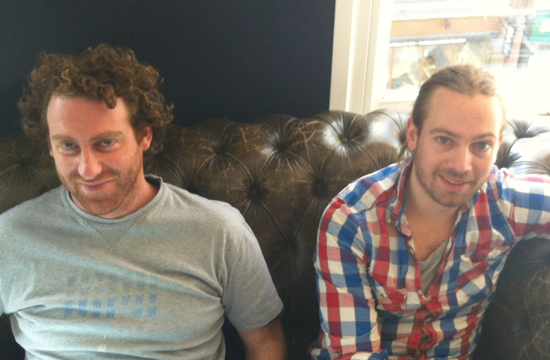 New Talent: Harry Stanford and Mike Insley